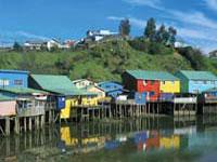 Palafitos Castro © Chile Tourism