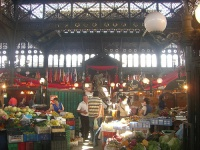 Mercado Central © peregrine blue