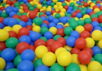 Ball pool © Henry Burrows