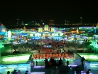 Ice and Snow Festival © Fanghong