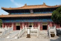 Ming Dynasty Tomb © xiquinhosilva