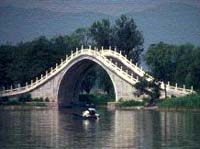 Bridge in the grounds of the Summer Palace ©