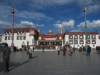 Jokhang Temple © Quadell