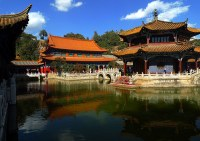 Yuantong Temple © Gisling