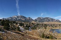 Boulder © Hustvedt