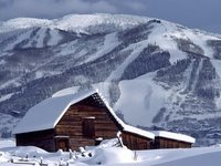 A Barn at Steamboat