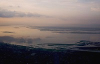 Congo River at dusk © MONUSCO Photos