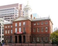 Old State House © Charles Bulfinch