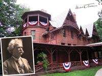 Mark Twain House and Museum © Pablo Sanchez