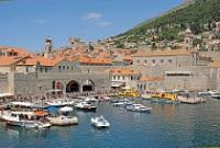 Dubrovnik Port © Dennis Jarvis