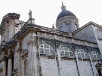 Dubrovnik cathedral © Judith Duk