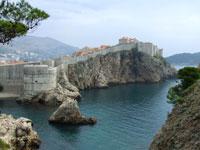 Dubrovnik City Walls © Judith Duk