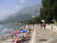 Makarska Beach © vacation2