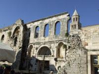 Diocletian\'s Palace © Judith Duk