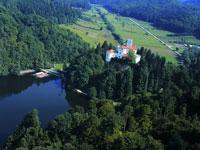 Trakoscan Castle © Milan Babic/Croatia Tourist Board