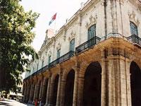 Museo de la Ciudad, Havana © Judith Duk