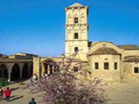 Ayios Lazaros church, Larnaca © Cyprus Tourism Organisation