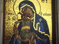 Byzantine icon © Cyprus Tourism