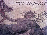 Ramoc Mosaic, Paphos © Cyprus Tourism