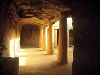 Tombs of the Kings © Cyprus Tourism Organisation