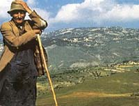 A shepherd in the Troodos mountains © Cyprus Tourism