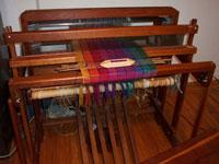 Weaving loom © RuTemple