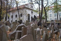 The Old Jewish Cemetery © Suspy