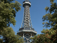 Petrin Observation Tower © Wikimedia Commons