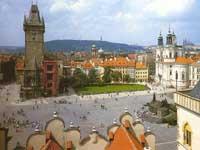 Old Town Square (Staromstské Námestí)