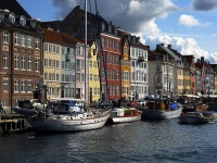 Nyhavn Canal © Chad Kainz