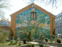 Freetown Christiania mural © Quistnix