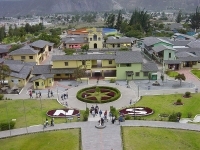 El Mitad del Mundo, Ecuador © Martin Zeise