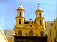 Al-Muallaqa (Hanging Church), Cairo ©
