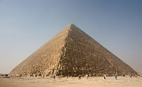 Great Pyramid of Giza © Nina Aldin Thune