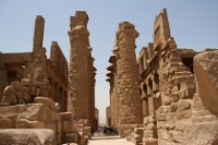 Temple of Karnak © Michael Tyler