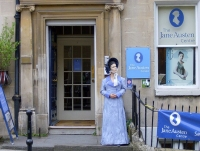 Jane Austen Centre, Bath © Fahdshariff