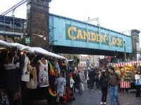 Camden Market, London © Grim23
