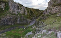 Cheddar Gorge © David Iliff CC-BY-SA 3.0