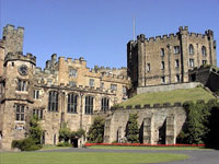 Durham Castle © Robin Widdison