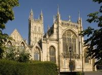 Gloucester Cathedral © Saffron Blaze