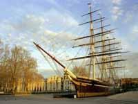 The Cutty Sark, Greenwich ©