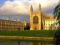 King's College, Cambridge ©