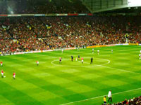 Old Trafford football ground © Wiki CC
