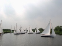 Norfolk Broads yachts © Robert Henson