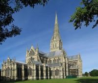 Salisbury Cathedral © Andrew Dunn