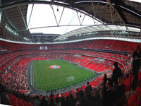 Wembley Stadium © Cushdy