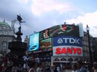 Piccadilly Circus, London © Onecanadasquarebishopsgatecommons