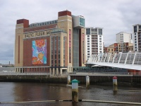 BALTIC Centre for Contemporary Art © phototram