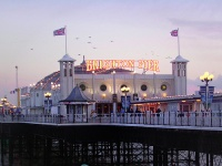 Brighton Palace Pier © Ed.ward