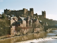 Durham Castle and Cathedral © Neitram
